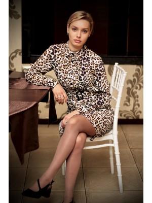 Dress Isabele Pantera