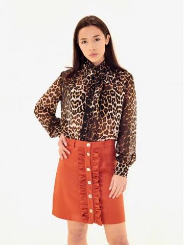 Skirt Marion orange