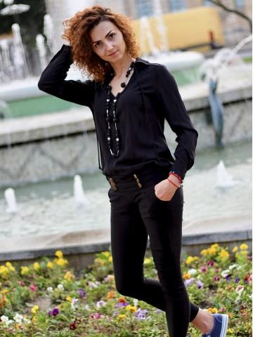 Top Marisa Black