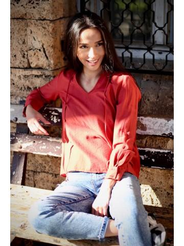 Top Marisa Red