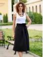 Skirt Poly Black